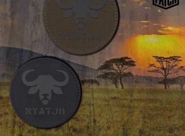 buffalo_afrika_laser_patch